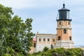 Spltrock Lighthouse Royalty Free Stock Photo