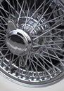 Spoke wheel Royalty Free Stock Photo