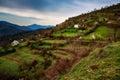 Spoluka village, Eastern Rhodopes, Bulgaria Royalty Free Stock Photo