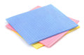 Sponge cloth Royalty Free Stock Photos