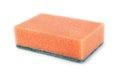 Sponge isolated on a white background Royalty Free Stock Photos