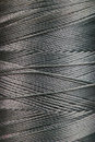Spool of thread macro background Stock Photo