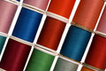Spools of Thread Royalty Free Stock Photo