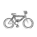 Sport bicycle vehicle