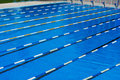 Sport swimming pool Stock Image