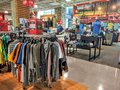Sporting goods store Royalty Free Stock Photo