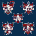 sports all star crests