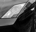 Sports Car Headlight.