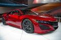 Sports Car Isolated Royalty Free Stock Photo