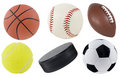 Sports Equipment Royalty Free Stock Photos