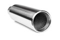 Sports exhaust pipe Royalty Free Stock Image