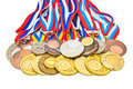 Sports Medal Royalty Free Stock Photo