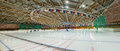 Sports Palace Dynamo in Krylatskoye Royalty Free Stock Photo