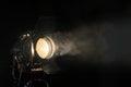 Spotlight In The Haze