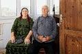 Spouses Stock Photo