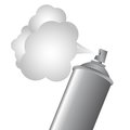 Spray bottle Stock Photography
