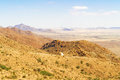Spreetshoogte Pass landscape in Namibia Royalty Free Stock Photo
