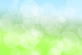 Spring abstract background Stock Image