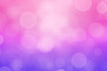 Spring abstract lights background pink purple Royalty Free Stock Photos