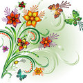 Spring bright background Royalty Free Stock Images