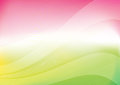 Spring colours abstract background bright horizontal Royalty Free Stock Photos