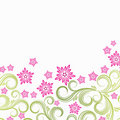 Spring floral background.  Royalty Free Stock Photography