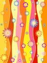 Spring in light colours Stock Photos