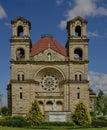 St. Mary's Catholic Church #1 Royalty Free Stock Photo
