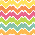 Spring Summer Candy Chevron Royalty Free Stock Photography