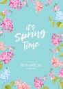 Spring time concept.