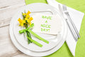 Spring Time Table Decoration F...