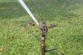 Springer faucets at chatuchak park in bangkok thailand Royalty Free Stock Photo