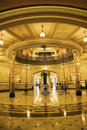 Springfield, Illinois - interior of State Capitol Royalty Free Stock Photo