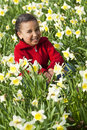Springtime Fun Stock Images