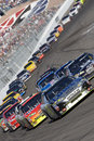 Sprint Cup Series Shelby 427 Mar 01 Royalty Free Stock Photo