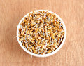 Sprouted Horse Gram Royalty Free Stock Photo