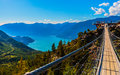 Squamish Sea to Sky Royalty Free Stock Photo