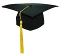 Square academic cap Stock Photos