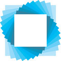 Square backdrop for photo Royalty Free Stock Photo