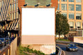 Square Billboard Stock Photos
