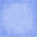 Square blue grunge textured background with copy space in the middle Royalty Free Stock Image