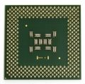 Square CPU Royalty Free Stock Image