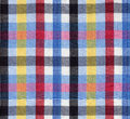 Square fabric pattern background Royalty Free Stock Photos