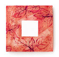 Square frame Royalty Free Stock Photo