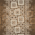 Square geometry Royalty Free Stock Images