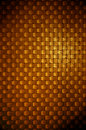 Square gold pattern Royalty Free Stock Photo
