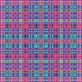 Square hypnotic pattern, illusion geometric. repetitive
