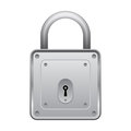 Square lock Stock Images