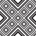 Square pattern Stock Image