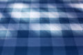 Square texture blue white cubes with diagonal shadow Royalty Free Stock Photo